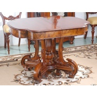 Indonesia furniture manufacturer and wholesaler Ghotic table small