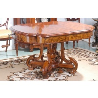 Indonesia furniture manufacturer and wholesaler Ghotic table large