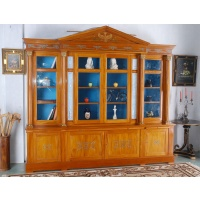 Indonesia furniture manufacturer and wholesaler Athenaeum bookcase 4 drawers