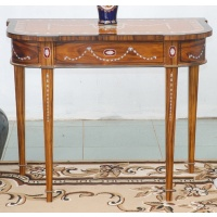 Indonesia furniture manufacturer and wholesaler Console painted