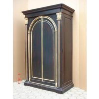 Indonesia furniture manufacturer and wholesaler Armoire computer french