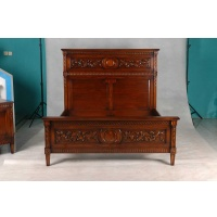 Indonesia furniture manufacturer and wholesaler Bed marie albet king