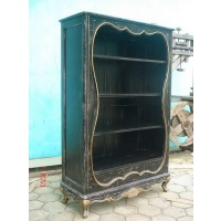 Indonesia furniture manufacturer and wholesaler Bookshelve french