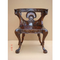 Indonesia furniture manufacturer and wholesaler Chair fox