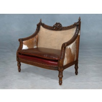 Indonesia furniture manufacturer and wholesaler Chair music 2 seaters