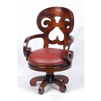 Indonesia furniture manufacturer and wholesaler Chair office eksotika