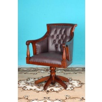Indonesia furniture manufacturer and wholesaler Chair office empire swiveling