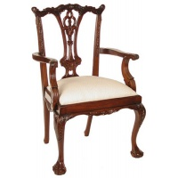Indonesia furniture manufacturer and wholesaler Chair chippendale carver