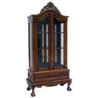 Indonesia furniture manufacturer and wholesaler Chippendale Cabinet with drawer