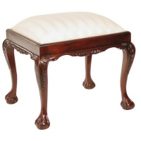 Indonesia furniture manufacturer and wholesaler Chippendale stool