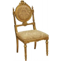 Indonesia furniture manufacturer and wholesaler Gilt Regency Chair