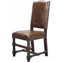 Indonesia furniture manufacturer and wholesaler Cotswold Leather Dining Chair