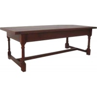 Indonesia furniture manufacturer and wholesaler Cotswold Refectory Style Coffee Table