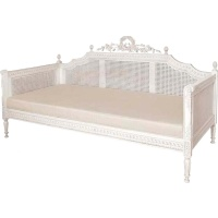 Indonesia furniture manufacturer and wholesaler Chateau Marie Antoinette Daybed