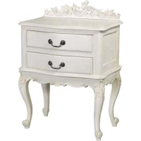 Indonesia furniture manufacturer and wholesaler Chateau Bedside 2 Drawer R.H