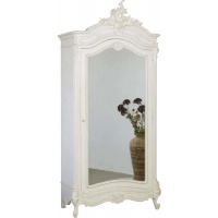 Indonesia furniture manufacturer and wholesaler Chateau Mirrored Armoire