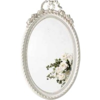Indonesia furniture manufacturer and wholesaler Chateau Oval Ribbon Mirror