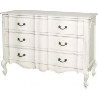 Indonesia furniture manufacturer and wholesaler Chateau French Louis XV Chest