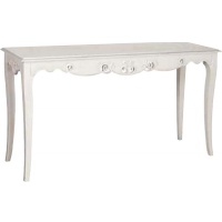 Indonesia furniture manufacturer and wholesaler Chateau Hall Table with Fretwork