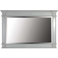 Indonesia furniture manufacturer and wholesaler Fayence Overmantel Mirror
