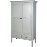 Indonesia furniture manufacturer and wholesaler Fayence 2 Door Wardrobe