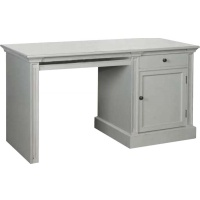Indonesia furniture manufacturer and wholesaler Fayence Desk with Cupboard
