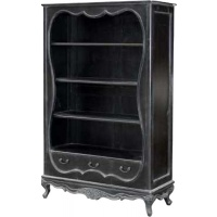 Indonesia furniture manufacturer and wholesaler Moulin Noir Bookcase 3 Drawers