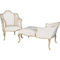 Indonesia furniture manufacturer and wholesaler Portofino Chair and Footstool