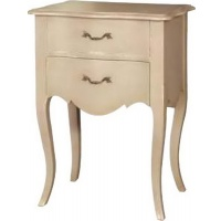 Indonesia furniture manufacturer and wholesaler Portofino 2 Drawer Side Table