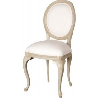 Indonesia furniture manufacturer and wholesaler Portofino Oval back Dining Chair