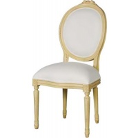 Indonesia furniture manufacturer and wholesaler Valbonne French Oval Dining Chair