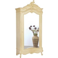 Indonesia furniture manufacturer and wholesaler Valbonne Mirrored Armoire