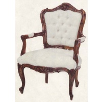 Indonesia furniture manufacturer and wholesaler French style Chair