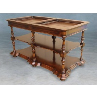 Indonesia furniture manufacturer and wholesaler Courtney kitchen island
