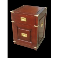 Indonesia furniture manufacturer and wholesaler Nautical captin night stand
