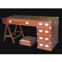 Indonesia furniture manufacturer and wholesaler Nautical captin desk