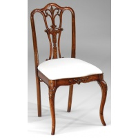 Indonesia furniture manufacturer and wholesaler Queen Anne Dining Chair