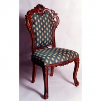 Indonesia furniture manufacturer and wholesaler Rococo Style Chair Diner