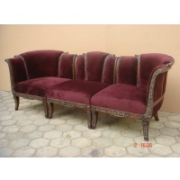 Indonesia furniture manufacturer and wholesaler Sofa horizon in 3 pieces