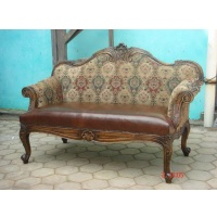 Indonesia furniture manufacturer and wholesaler Sofa jullian 2 seaters