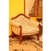 Indonesia furniture manufacturer and wholesaler Sofa frankie 1 seater
