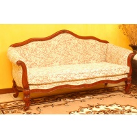 Indonesia furniture manufacturer and wholesaler Sofa frankie 3 seaters