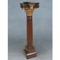 Indonesia furniture manufacturer and wholesaler Stand corinthian column 150 cm