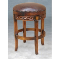 Indonesia furniture manufacturer and wholesaler Stool counter mahogany