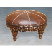 Indonesia furniture manufacturer and wholesaler Stool round dominuque