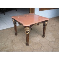 Indonesia furniture manufacturer and wholesaler Side table coffee italian with m