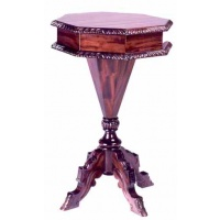 Indonesia furniture manufacturer and wholesaler Trumpet table