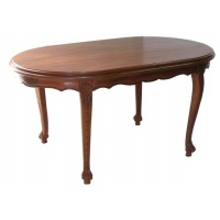 Indonesia furniture manufacturer and wholesaler Victorian Oval Dining Table