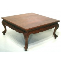 Indonesia furniture manufacturer and wholesaler Victorian Square Coffee Table