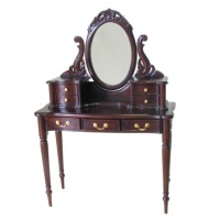 Indonesia furniture manufacturer and wholesaler Victorian style Dressing Table